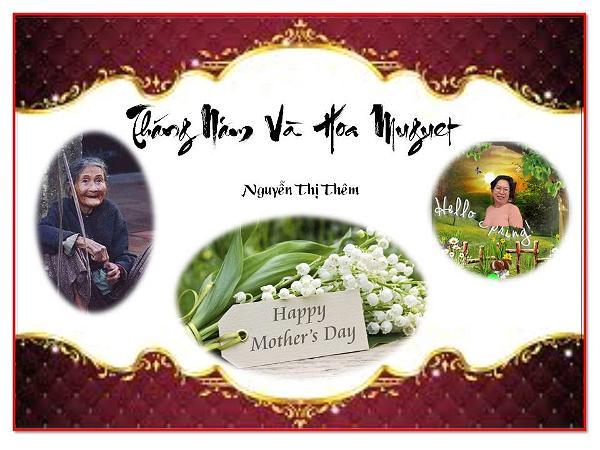 Tháng Năm và hoa Muguet Tựa